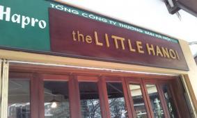 the LITTLE HANOI