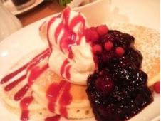 Pancake Mama cafe voi voi