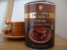 トワイニング スイス チョコレート ドリンク