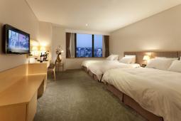 韓国人気ホテルランキング 2012上半期