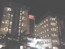 Tune hotel(LCCT)