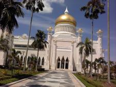 スルターン・オマール・アリ・サイフディン・モスク(オールドモスク)