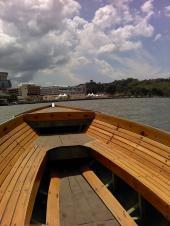 水上タクシー(ブルネイ)