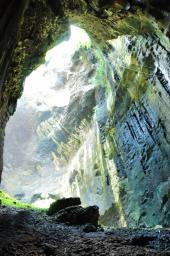 ゴマントン洞窟