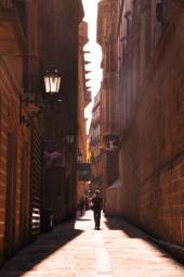 バルセロナ旧市街(ゴシック地区)