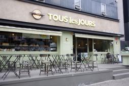 Tous Les Jours(カロスキル直営店)