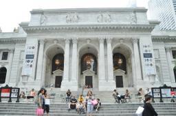 ニューヨーク市立図書館