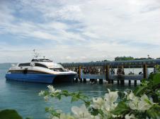 タクビララン港