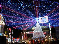 釜山クリスマスツリー文化祭り2012