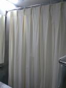 ホテルファクトリー シャワーカーテン