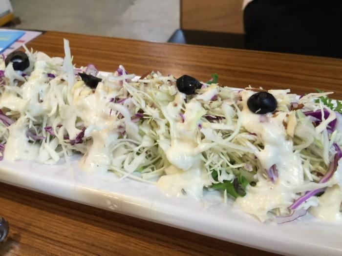 オチュ(チュクミ&フォンデュー)のメガトンサラダ