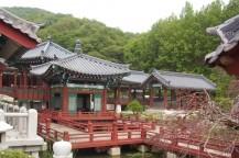 朝鮮時代の王宮のセット