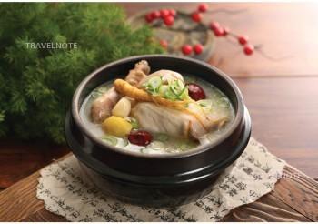 土種参鶏湯