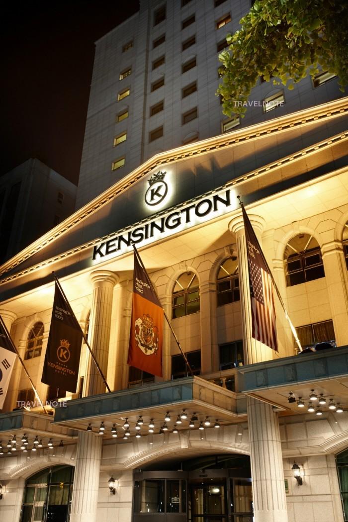 ケンシントンホテル 汝矣島 外観
