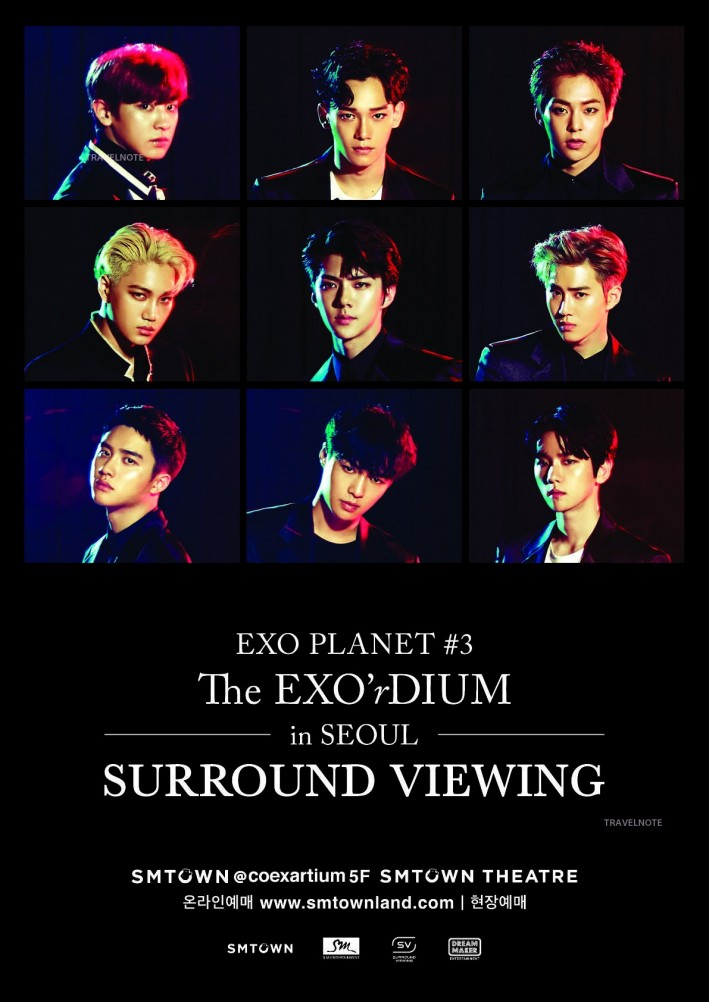 [SV]EXO PLANET #3 The EXO'rDIUM in Seoul