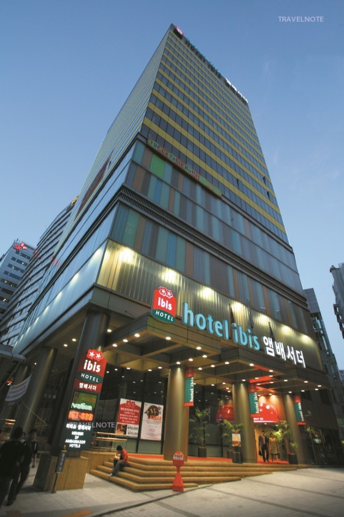 韓国 ソウル ホテル