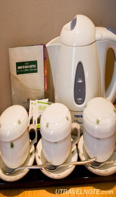 お茶セット&ポット