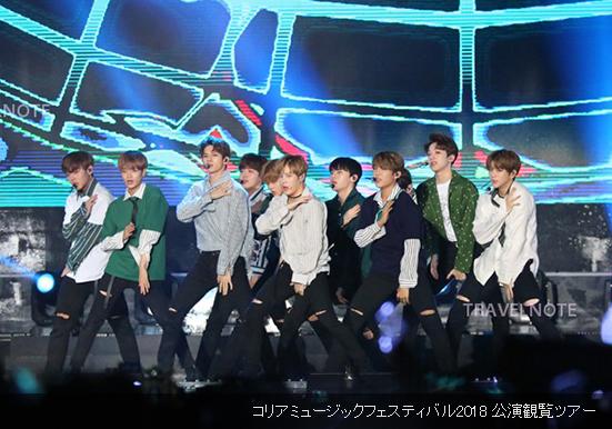 Wanna One, TWICEなど豪華アーティスト総出演!