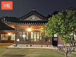 北村韓屋で楽しむ夏の夜「白麟済家屋」夜間開放
