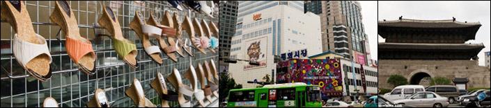 東大門市場(トンデムンシジャン/동대문시장)