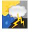 釜山の天気予報