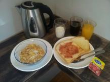 ホテルファクトリー 無料朝食サービス