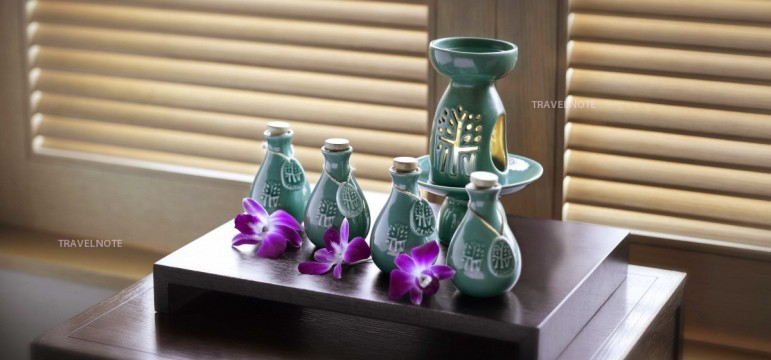 【首尔】 Banyan Tree Spa