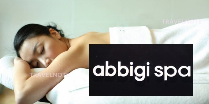 Abbigi Spa Travelnote Special Course